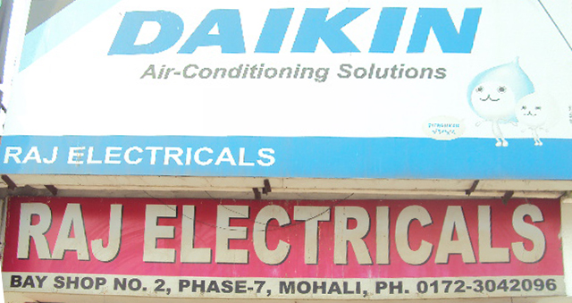 Raj Electrical in Phase 07  7911a2e14c37b