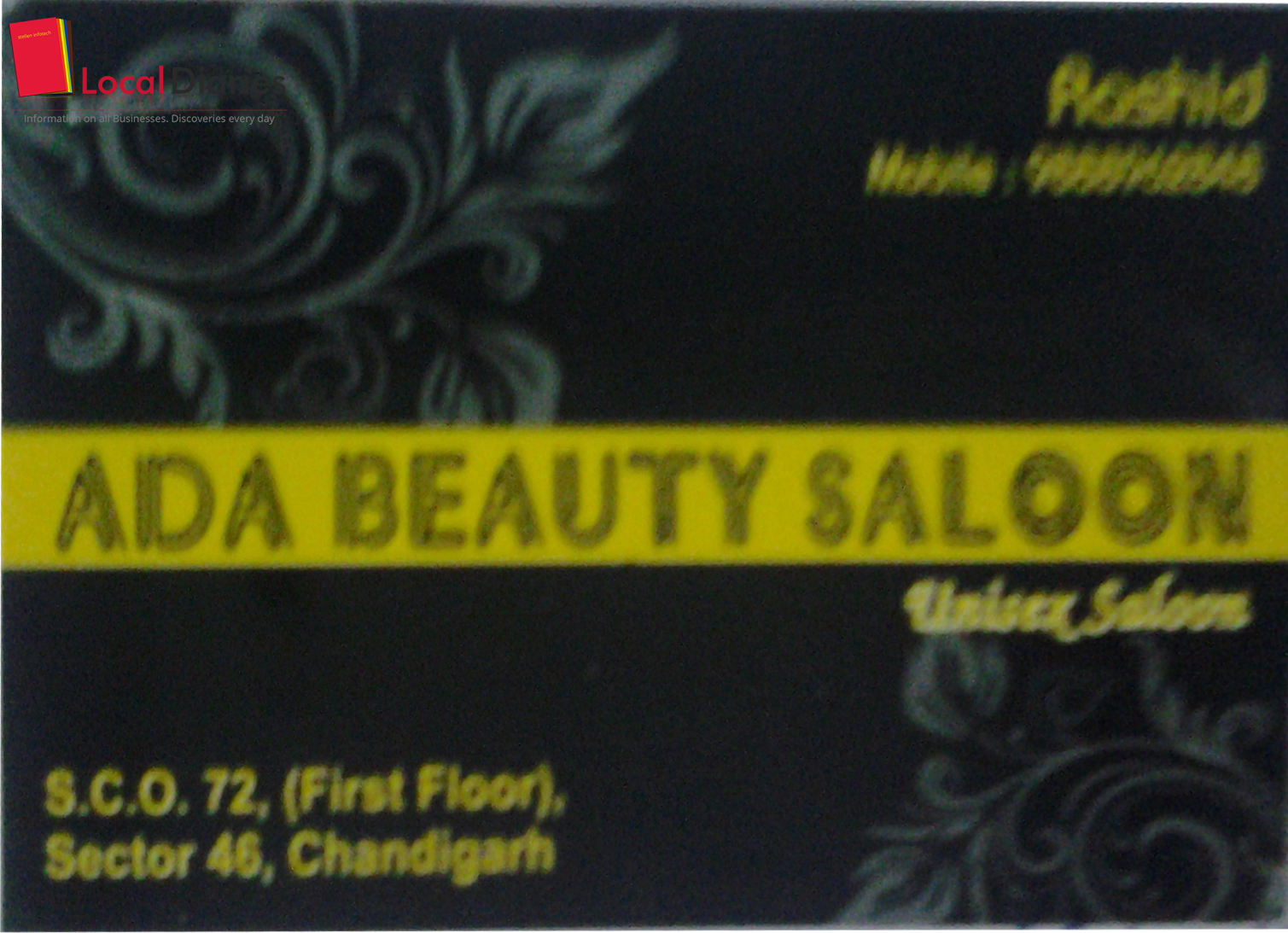ada beauty salon in sector 46 c chandigarh localdiaries