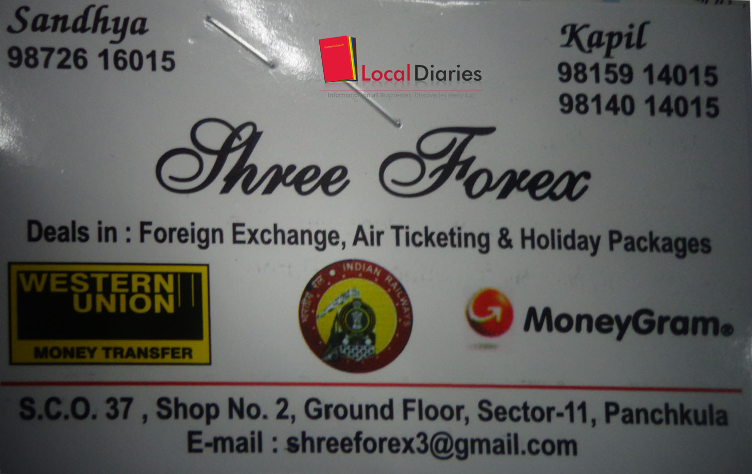 Gurgaon forex exchange