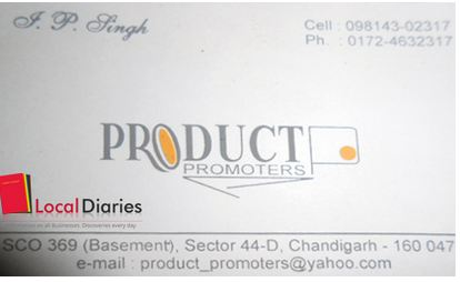 Product Promoters In Sector 44 D Chandigarh Localdiaries